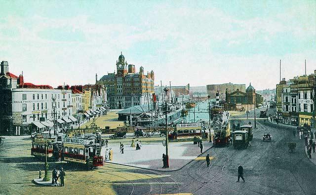 Bristol centre 1911