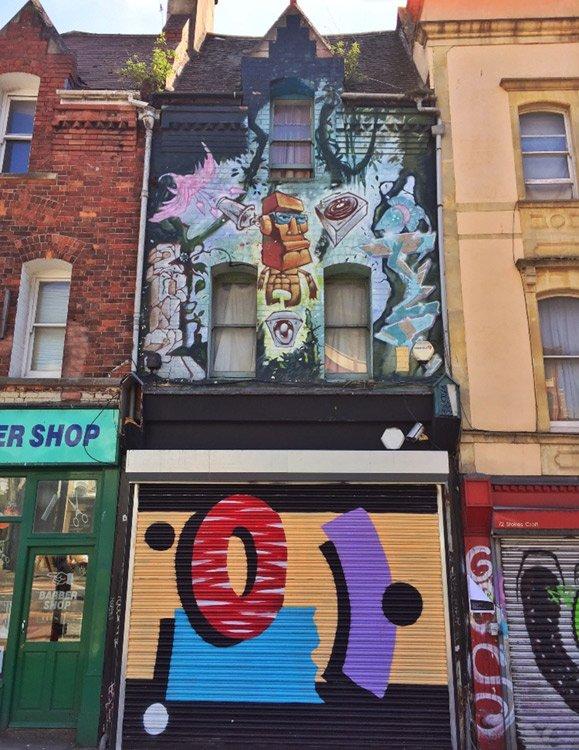 oj street art