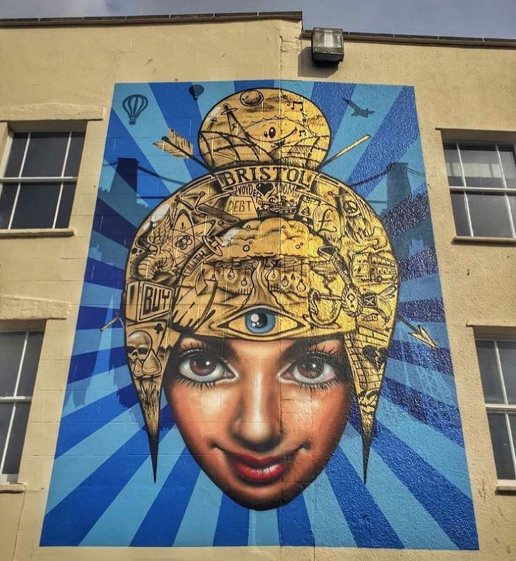 voyder street art