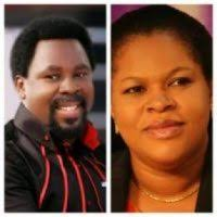 Prophet T B  Joshua Wife and family