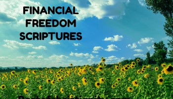 Bible Verses For Financial Blessings