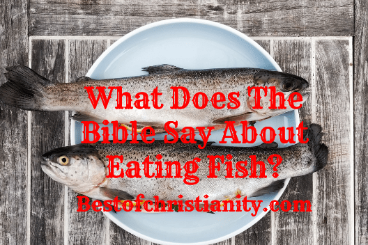 What Does The Bible Say About Eating Fish