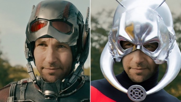 Ant Man in Comics Vs In Movies