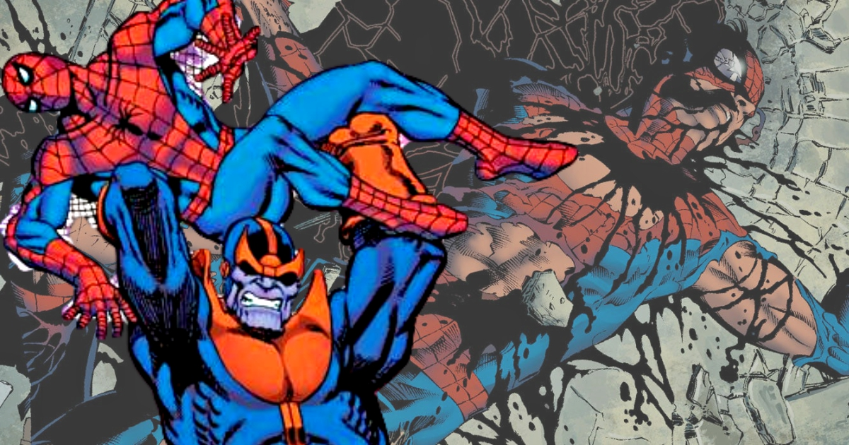 Theory On Death Of Spider-Man In Infinity War Is Getting ...