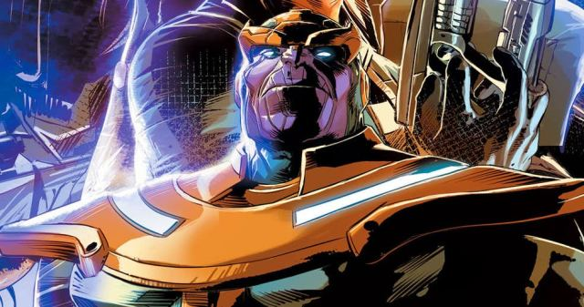 A New Cosmic Character Is Going To Avengers Infinity War Heres