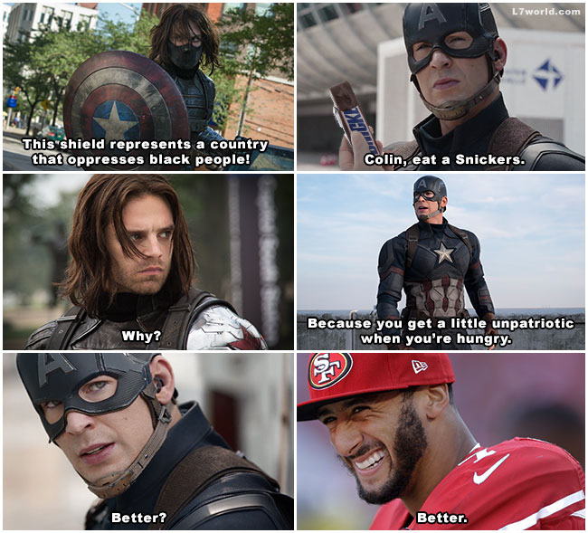 32. Eat Snickers?resize=640%2C580 35 funniest captain america and winter soldier memes best of comic