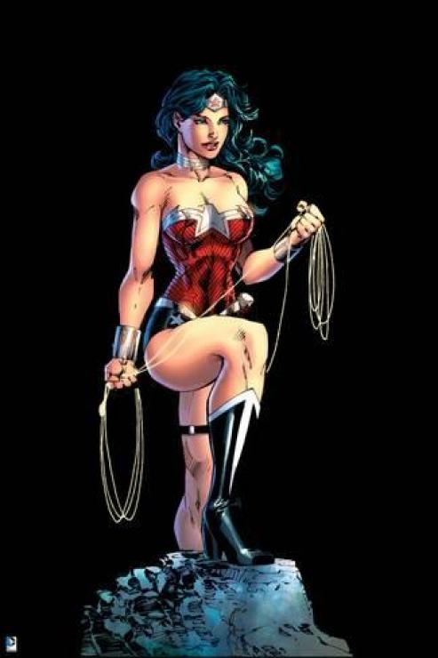Wonder Woman Sexy Pictures