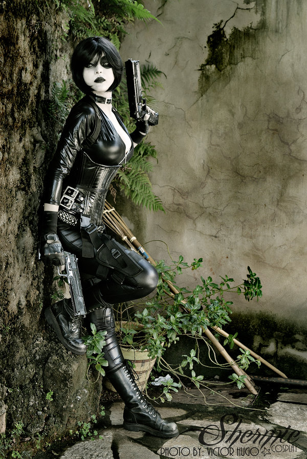 Domino Sexy Pictures Cosplay
