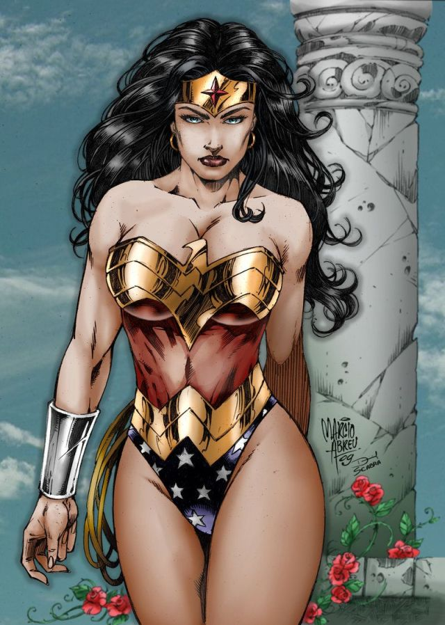 Wonder Woman Hot Pictures