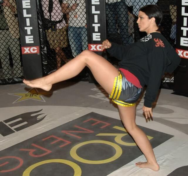 Gina Carano Hottest photos and video online News UFC Movie GIF