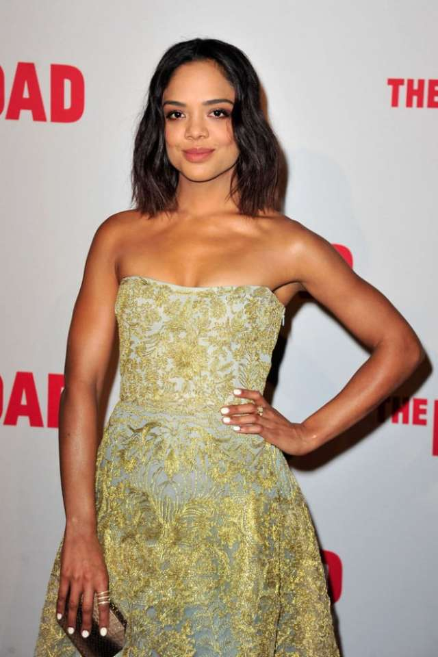 Tessa Thompson Sexy