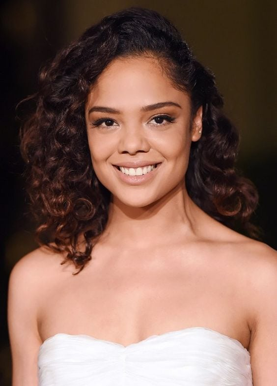 Tessa Thompson Smile