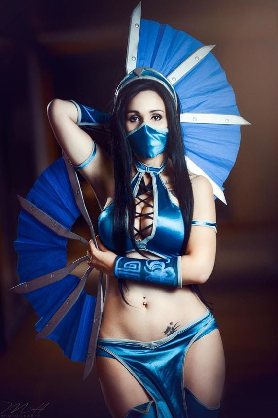 Kitana Hot Pictures