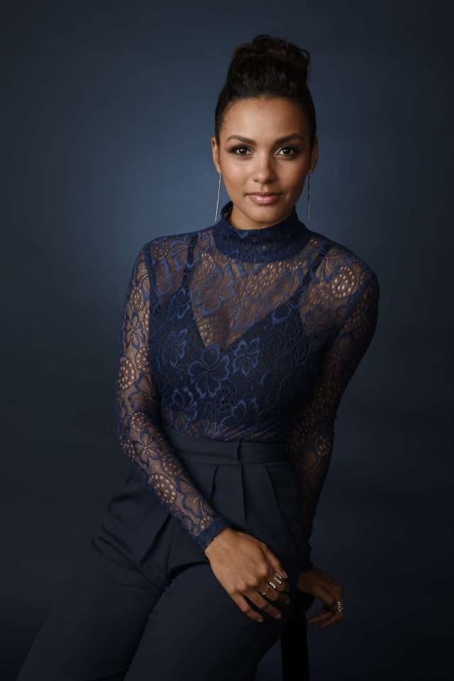 Jessica Lucas on Photoshoot