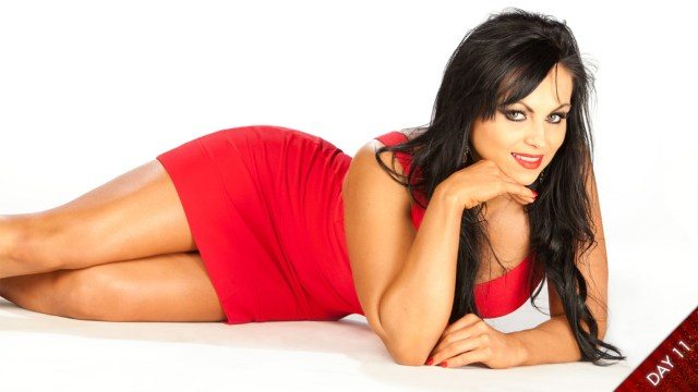 Aksana on Photoshoot
