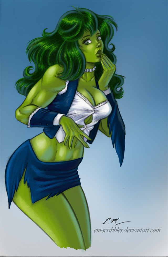 She Hulk Sexy Pictures