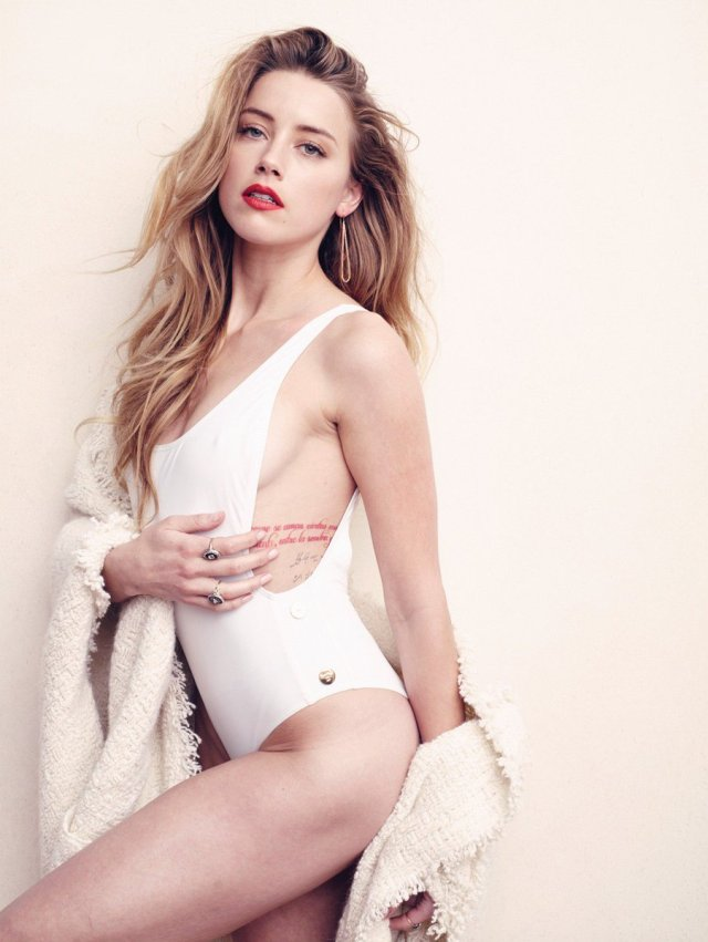 Amber Heard Hot Feet