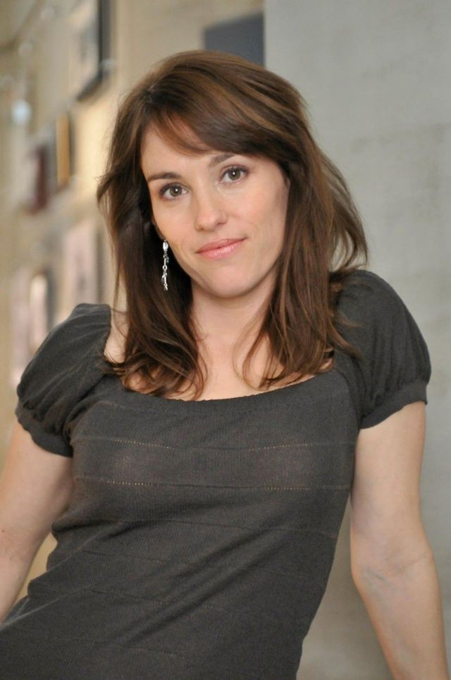 Amy Jo Johnson Black