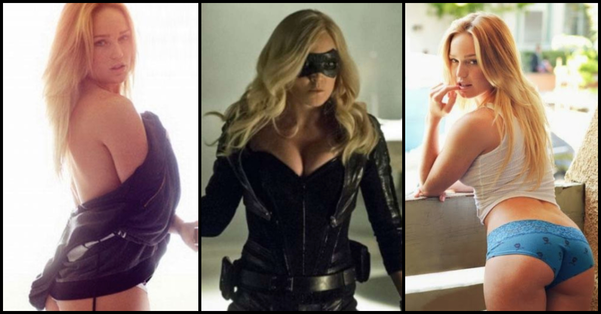 38 Hot Pictures Of Caity Lotz - Sara Lance / White Canary ...