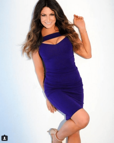 Cerina Vincent Blue Dress