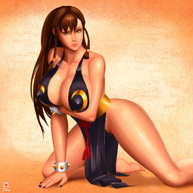 Chun Li Too Hot