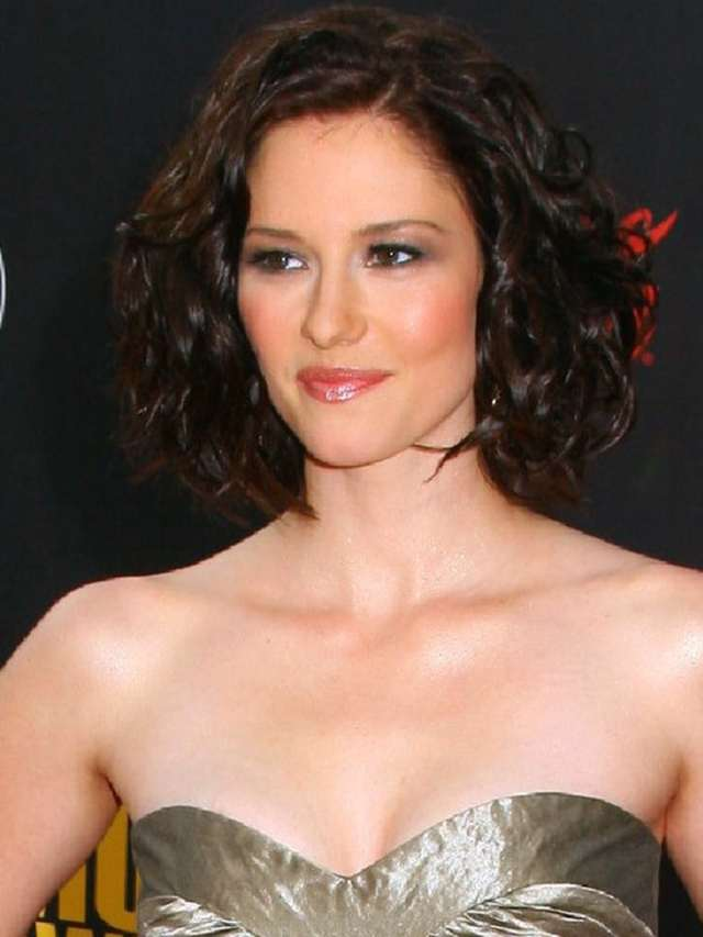 Chyler Leigh Cleavage