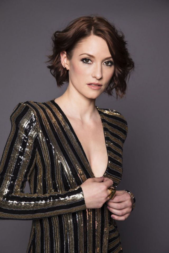Chyler Leigh Mind-Blowing
