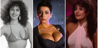 35 Hot Pictures Of Marina Sirtis - Deanna Troi From Star Trek