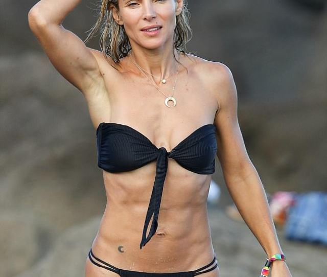 Hot Pictures Of Elsa Pataky Chris Hemsworths Thor Wife
