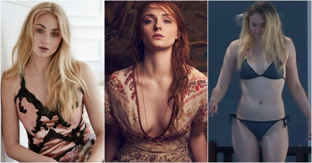 41 Hot Pictures Of Sophie Turner Sansa Stark Actress In Game Of Thrones