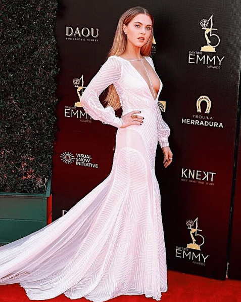 anne winters red carpet