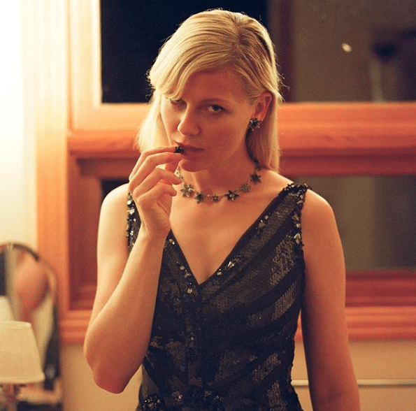kirsten dunst mind-blowing