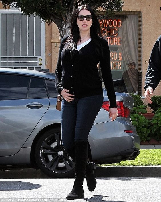 Laura Prepon on the Road
