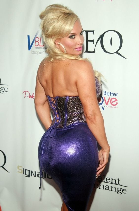 Coco Austin Butt Pictures