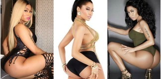 27 Hottest Pictures Of Niki Minaj Big Butt Are Heaven On Earth