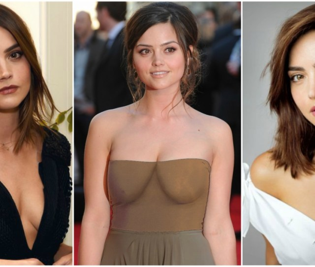 Hot Pictures Of Jenna Coleman One Of The Hottest Doctor Who