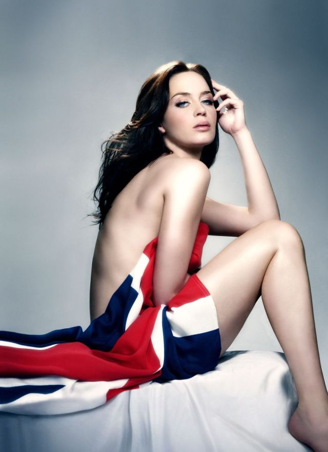 Emily Blunt Hot Pictures
