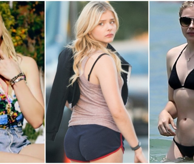 Hot Pictures Of Chloe Grace Moretz From Hit Girl Actress Kick Ass Movie