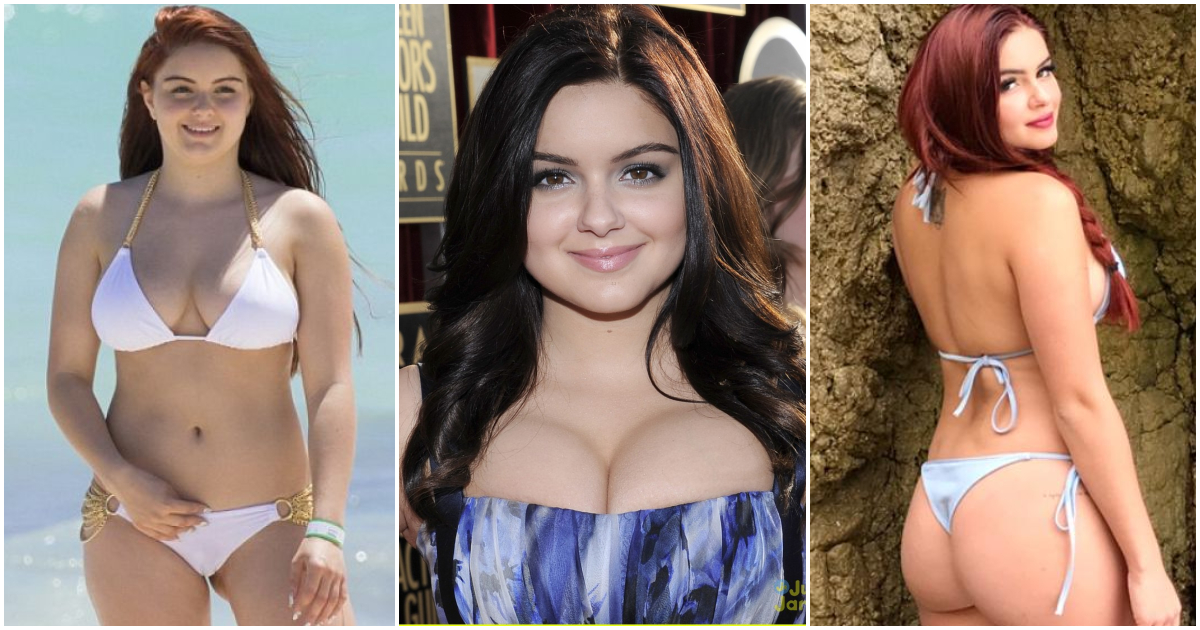 41 Hot Pictures Of Ariel Winter - Alex Dunphy Actress