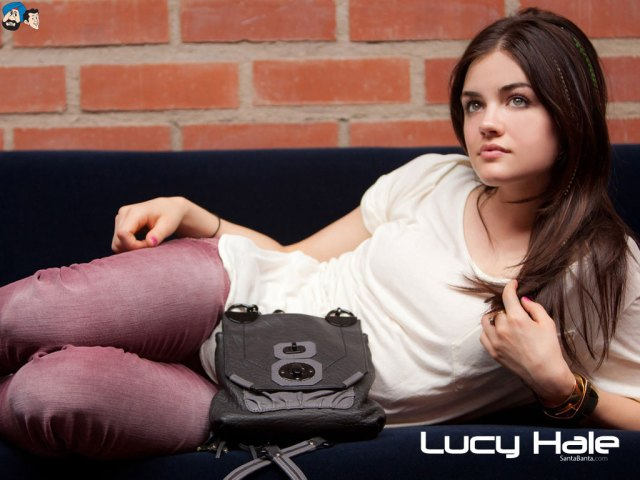 Lucy Hale Hot Photoshoot