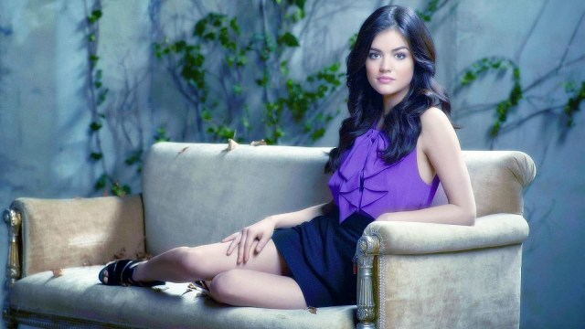 Lucy Hale Photoshoots