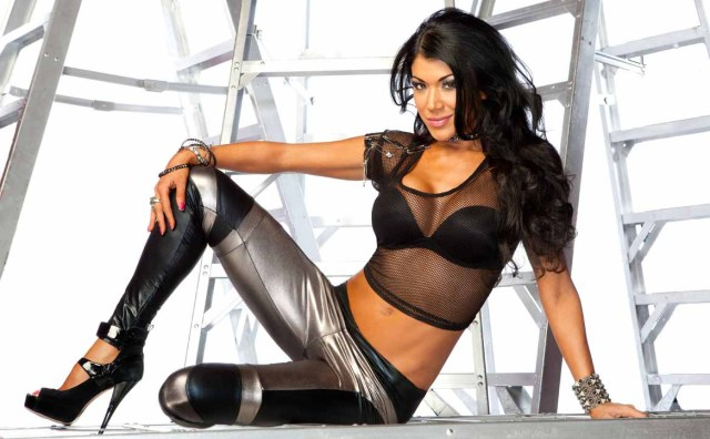Rosa Mendes WWE Superstar