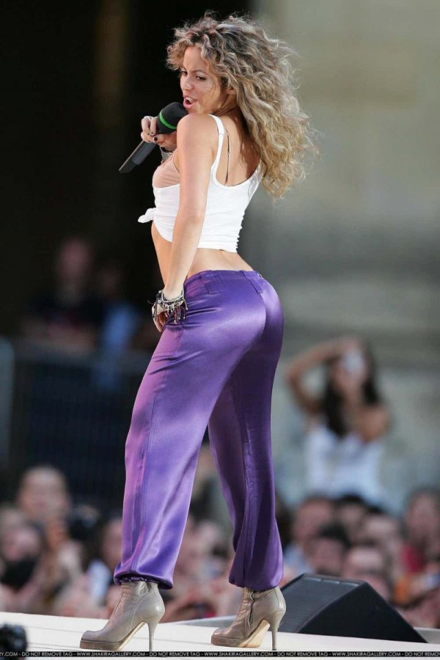 Shakira Sexiest Picture