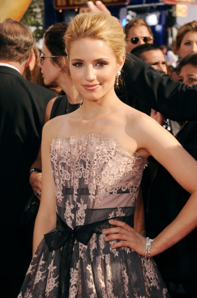 dianna agron beautiful
