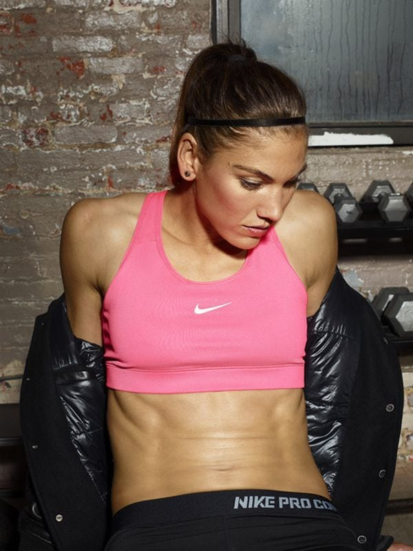 hope solo sexy look