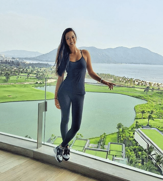 michelle wie awesome