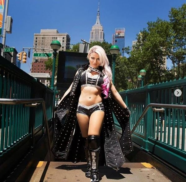 Alexa Bliss Out