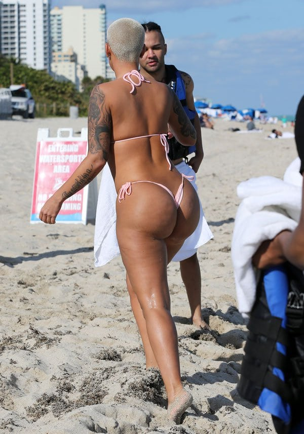 amber rose bech pictures