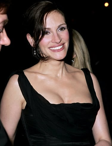 julia roberts hottie smile