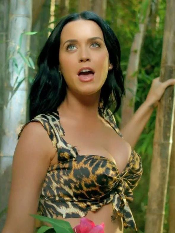 katy perry amazing